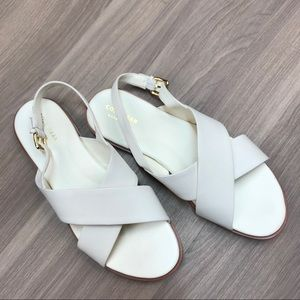 New Cole Haan Grand 360 Slingback Sandals